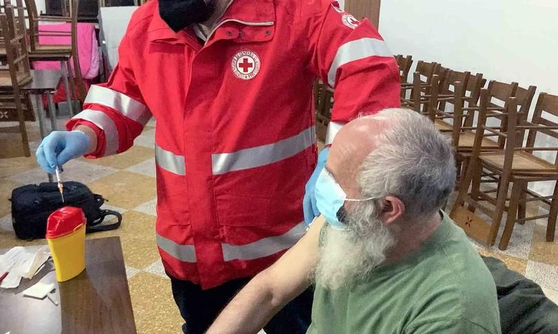 vaccino a senzatetto palermo