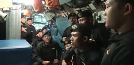 """""""Ci rivedremo"""", l'ultima canzone dei marinai del sottomarino affondato"""