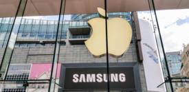 Il mercato europeo degli smartphone è dominato da Samsung e Apple. Huawei sta scomparendo
