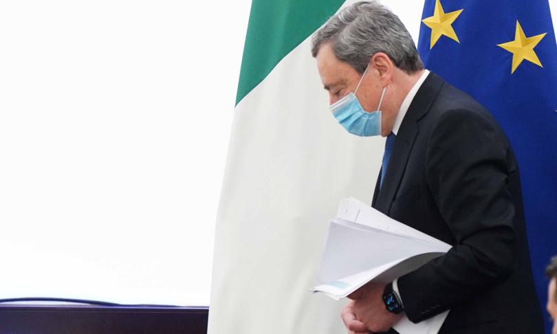 Governo Mario Draghi Amministrative