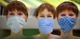 """""""Le mascherine di stoffa a tre strati sono efficaci come quelle chirurgiche"""""""
