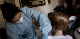 Per Gimbecontinua la lenta discesa dei casi e cala la pressionesugli ospedali