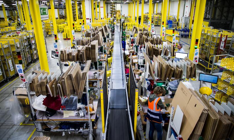 Crollo in cantiere Amazon ad Alessandria muore un operaio