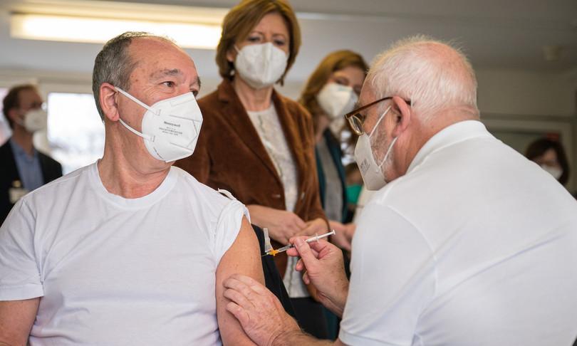 germania record vaccinati in un giorno piu di un milione