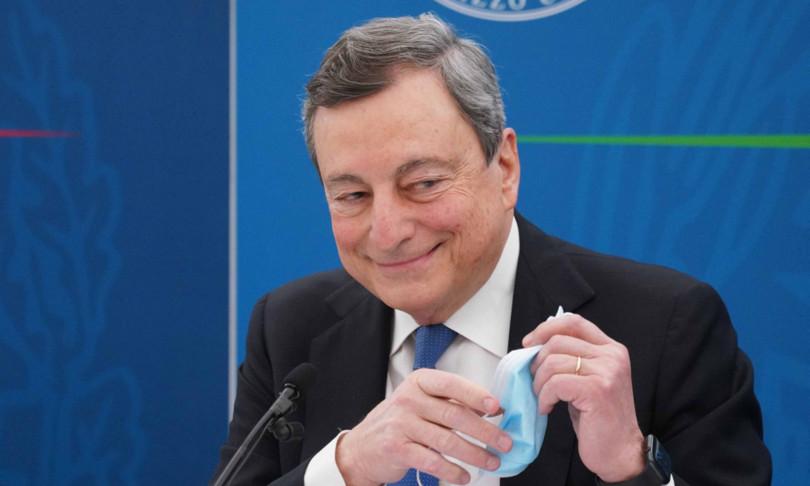 Draghi ascesa nuovo leader Ue raccontata giornali