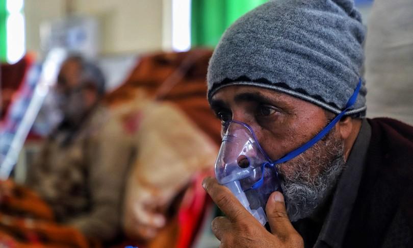 india registra covid record contagi