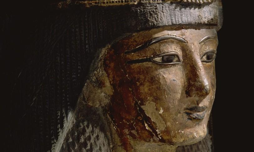 Scoperta una mummia egizia incinta