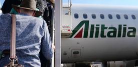 Alitalia, gli stipendi di aprile saranno pagati il 2 e 4 maggio