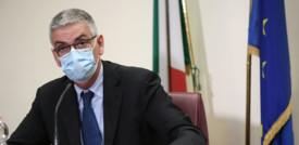 """""""In Italia lenta decrescita della curva, e calo dell'incidenza"""", dice Brusaferro"""