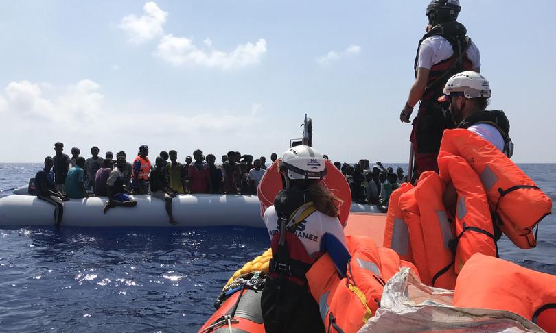 nuovi sbarchi migranti sicilia lampedusa pozzallo