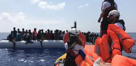 Gli ultimi sbarchi di migrantisulle coste italiane