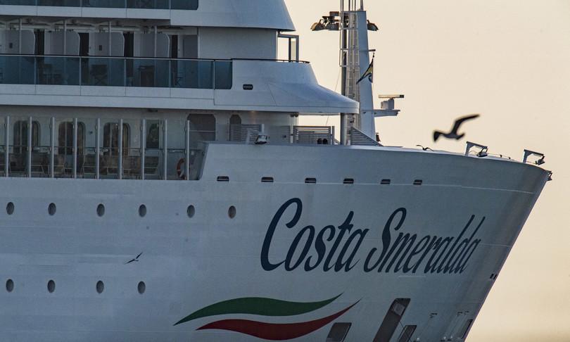 partita prima crociera italiana costra smeralda