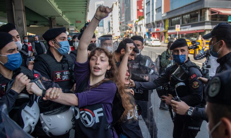 primo maggio turchia proteste istambul arresti