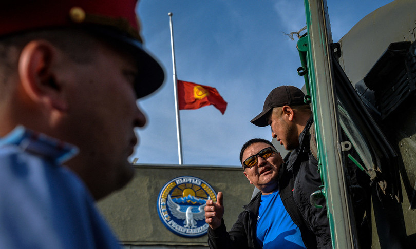 kirghizistan tajikistan scontri tregua