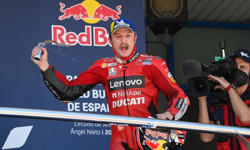 moto gp gran premio spagna
