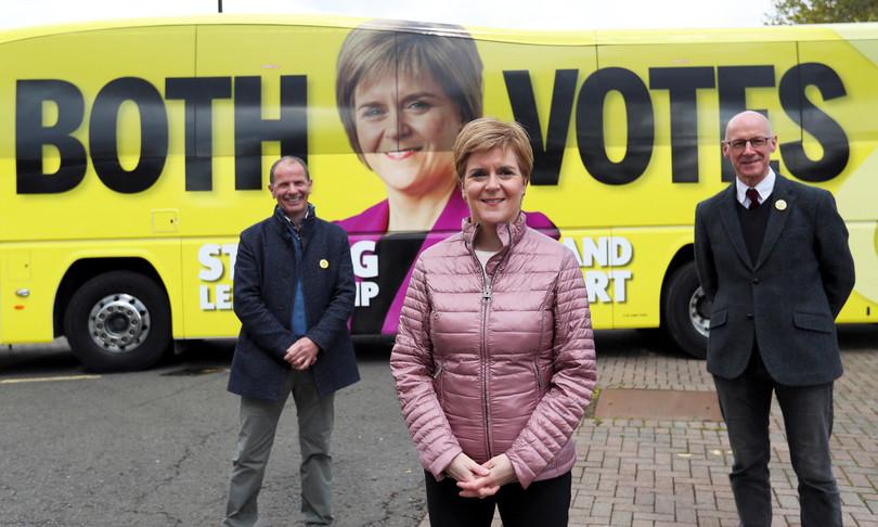 elezioni scozia referendum indipendenza brexit