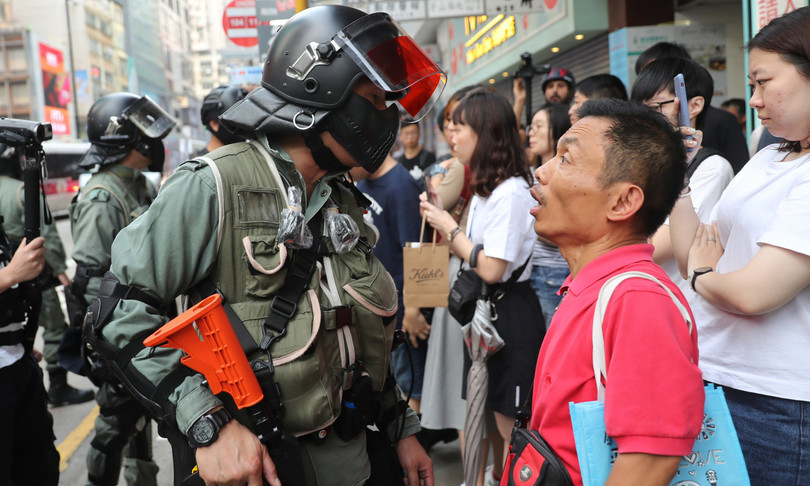 hong kong tv proteste web