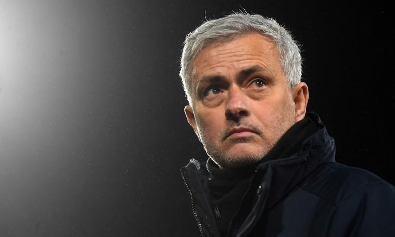 as roma mourinho allenatore