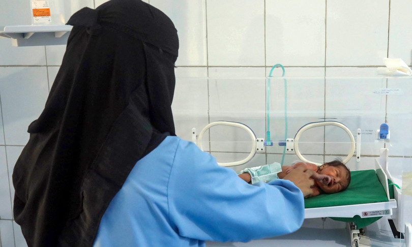 marocco donna aspettava 7 figli nascono 9