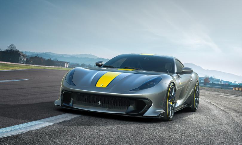 Ferrari Maranello 812 Competizione