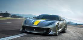 Ferrari presenta a Fiorano la 812 Competizione
