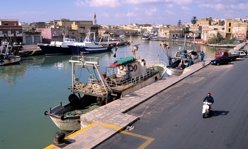 libia pescherecci mazara