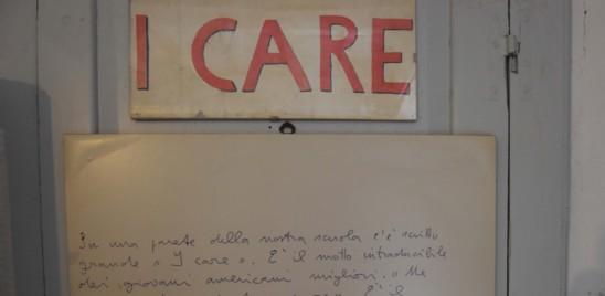 Il motto di Don Milani citato da Ursula von der Leyen