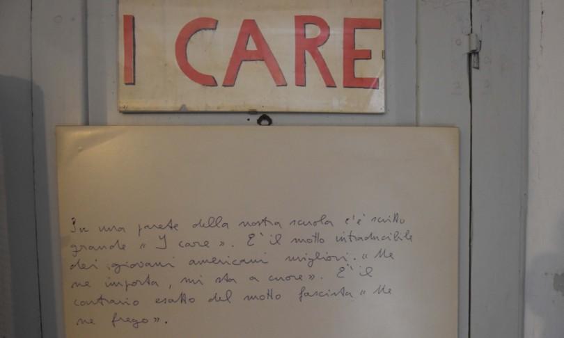 motto don milani citato da Ursula von derLeyen