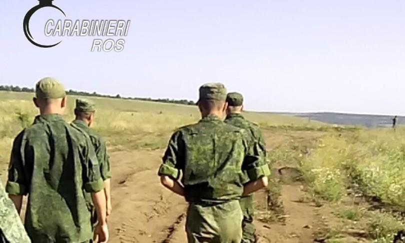 combattente mercenario in ucraina amico generalissimo