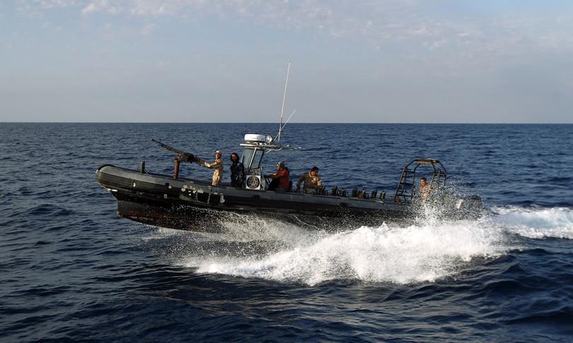marina militare libia ferimento italiano appreso media