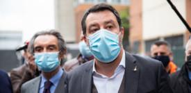 """Salvini: """"La Lega chiederàl'abolizione del coprifuoco in Cdm"""""""
