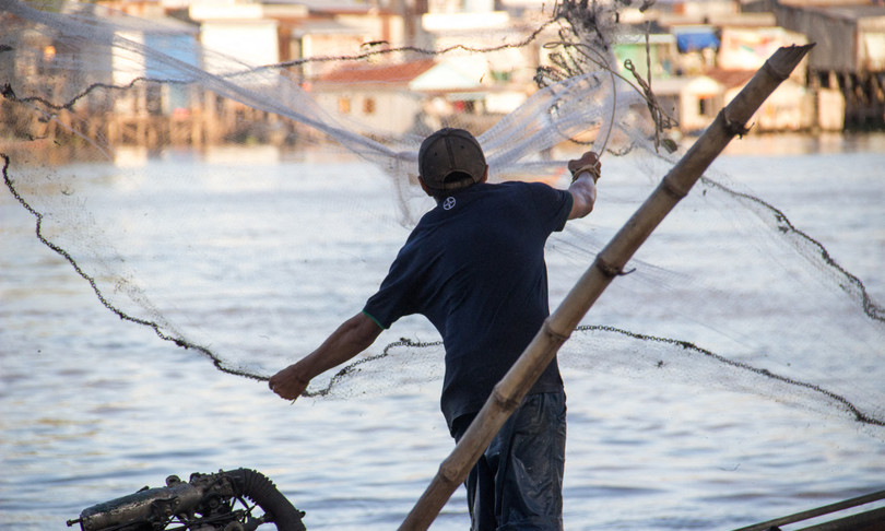 mappa mondiale acque contese pesca