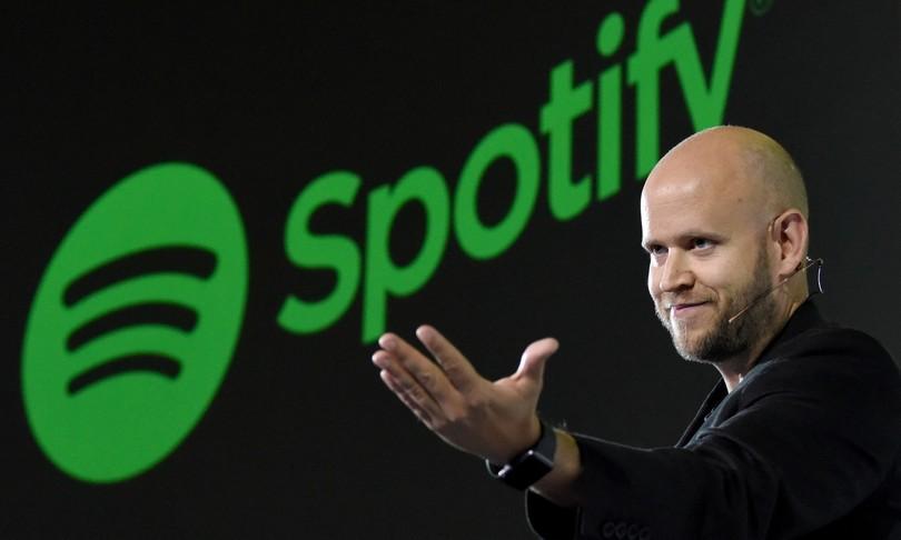 Daniel Ek SpotifyArsenal