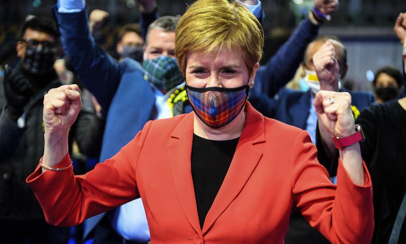 elezioni inghilterra scozia galles johnson