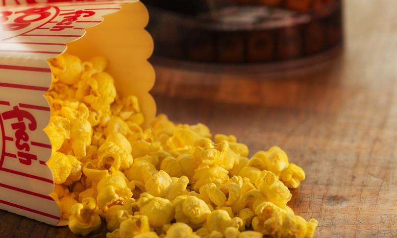 usa spaccio cocaina popcorn