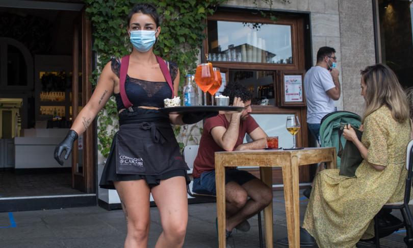 Covid ristoranti bar decisivo consumare interno locali