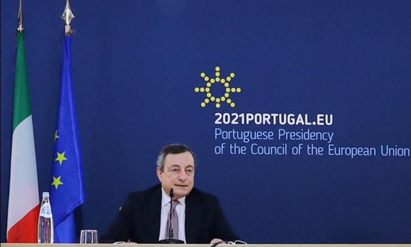 Draghi dati incoraggianti riaperture graduali