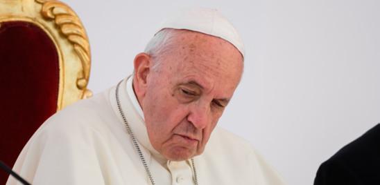 """Papa Francesco: """"L'accesso ai vaccini sia per tutti"""""""