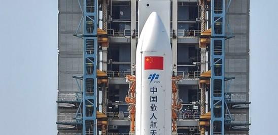 Il razzo cinese è caduto nell'Oceano Indiano