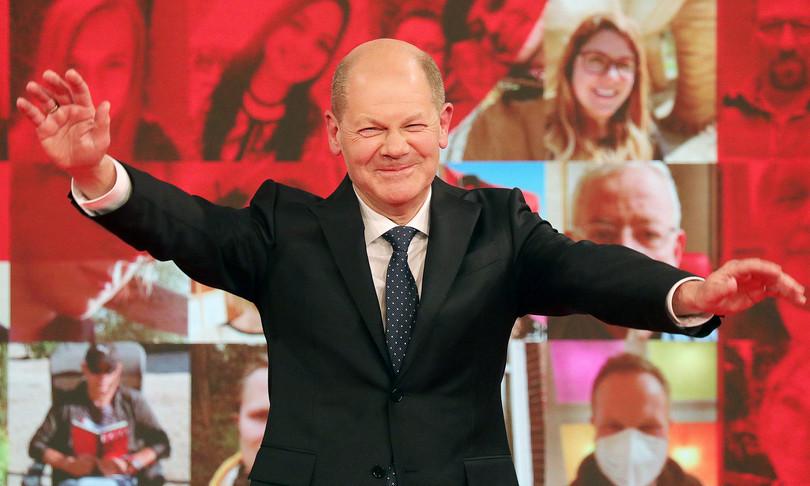 GermaniaSpd candida ministro Finanze Scholzcancelleria