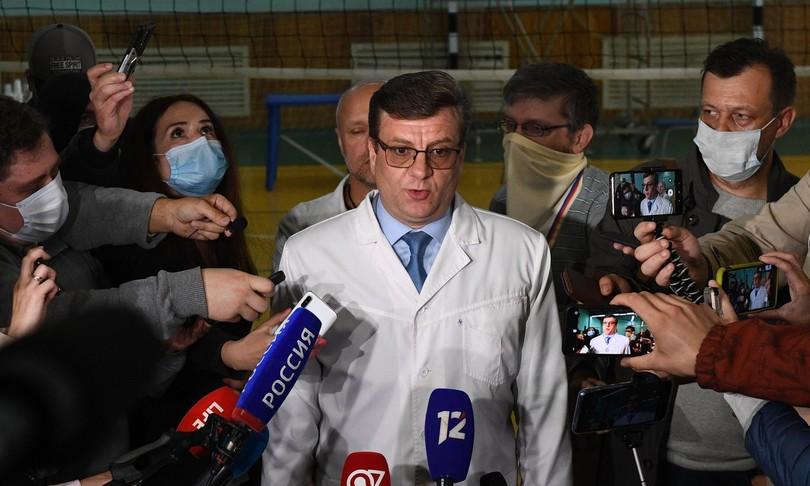 Russia medico che curoNavalny scompare durante battuta caccia