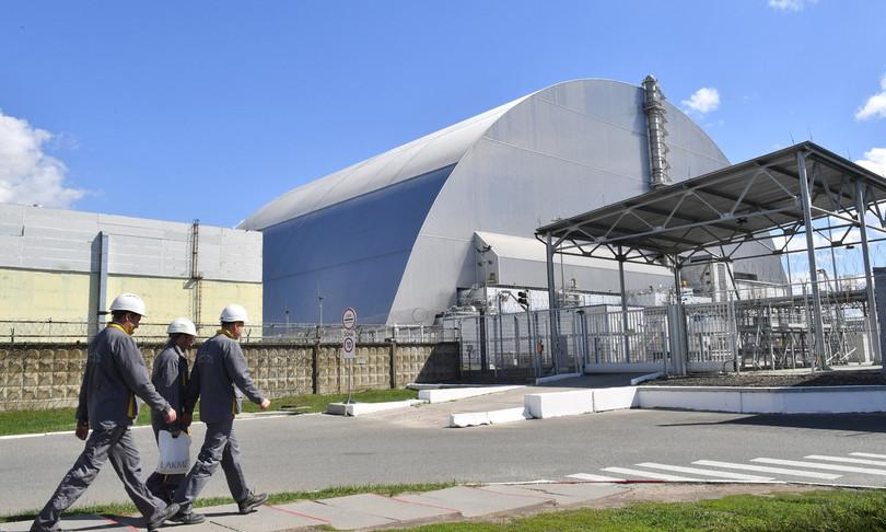Chernobylreattore risvegliato