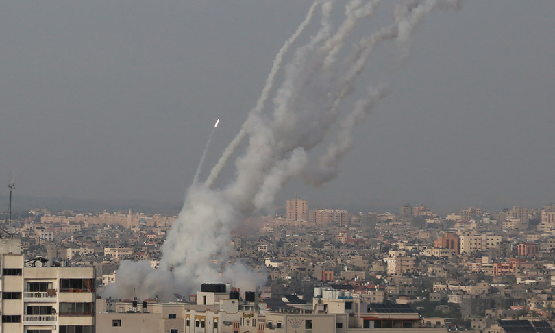 scontri spianata moschee gerusalemme manifestanti palestinesi israele