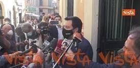 """Riaperture, Salvini: """"Premiamo sacrifici fatti dagli italiani già questa settimana"""""""