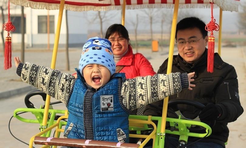 Cina popolazionecrescita piu lenta