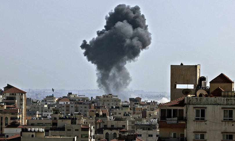 notte guerra israele gaza