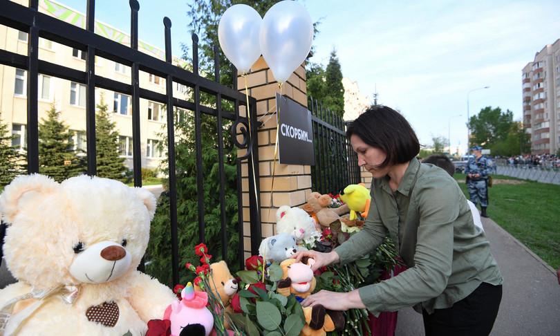 stage scuola russia kazan killer sono dio