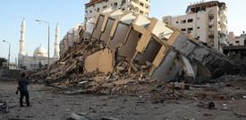 Hamas in azione, 200 razzi su Israele