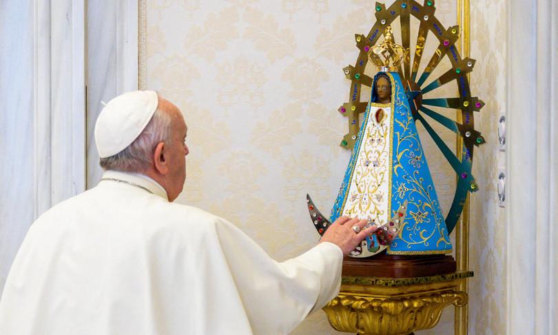 Papa raccontato miracolo