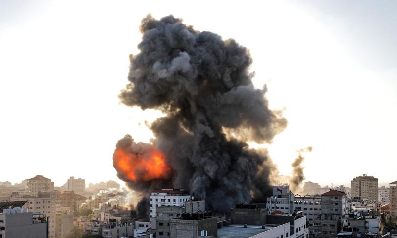 Hamas Jihad sparato razzi contro Israele